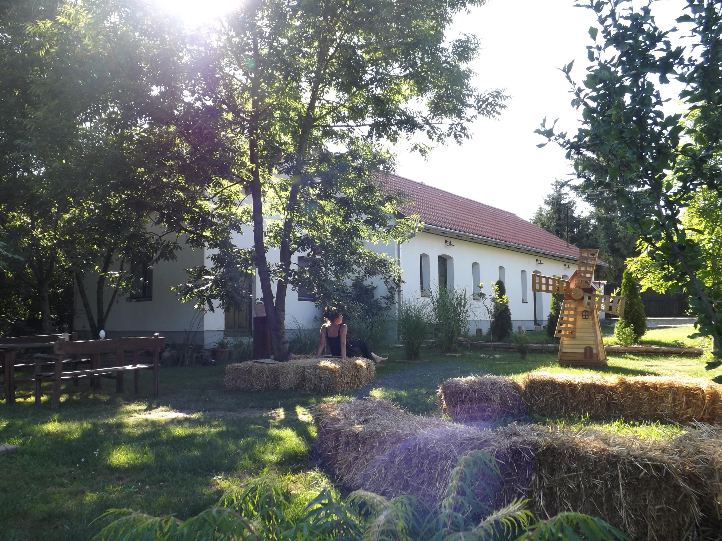 AMBERG VENDÉGHÁZ (Zirc belváros)